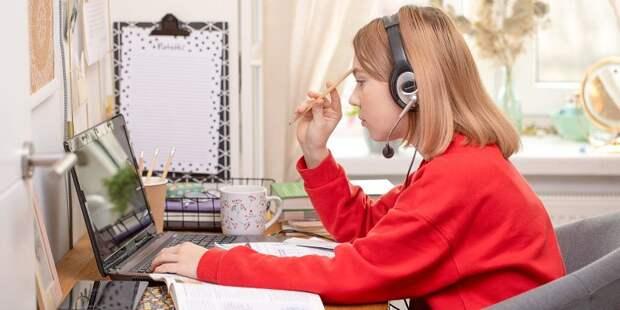 Собянин высоко оценил готовность Москвы к переходу на онлайн-образование