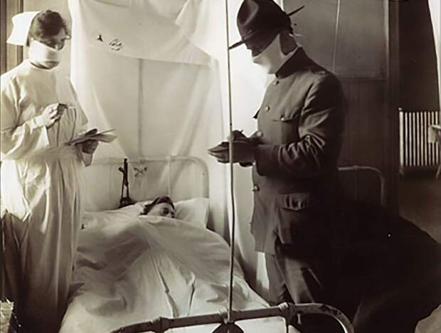 Аспирин и высокий иммунитет: почему эпидемия «испанки» унесла так много жертв