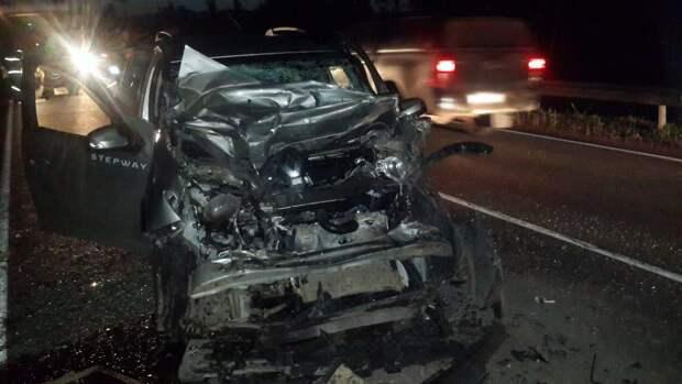 Водитель легковушки погиб в аварии с фурой в Удмуртии