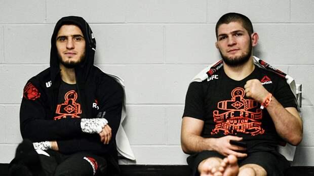 Хабиб пожелал удачи Махачеву в бою на UFC 259: «У тебя есть потенциал, чтобы стать чемпионом»