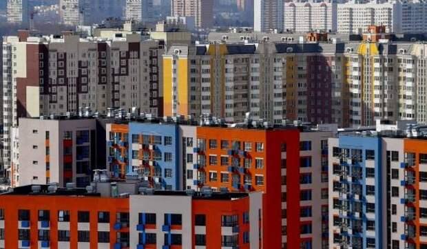 Еще 1693 квартиры построили в Некрасовке для москвичей-очередников и детей-сирот