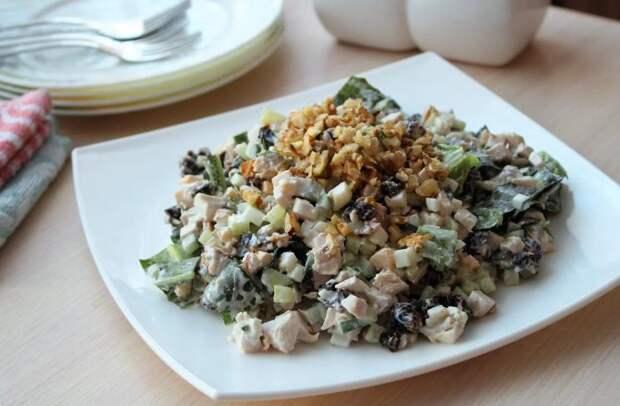Новый рецепт салата «Сан Лоренцо». Однозначно будет фаворитом на праздничном столе