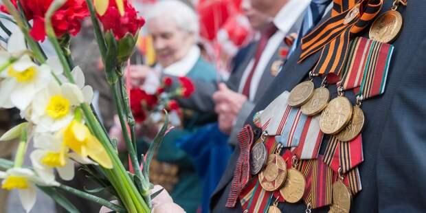 Портрет столетнего ветерана с Песчаной вернут на Доску Почета  23 февраля