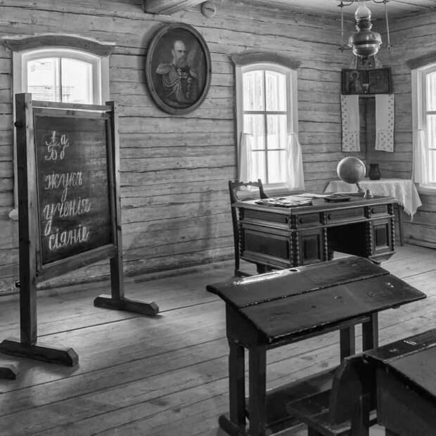 Школа в Российской империи. 1900 год. история, факты, фото