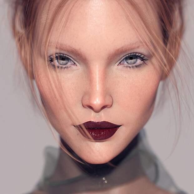 Нереальная красота: виртуальные модели, которые зарабатывают вИнстаграме настоящие миллионы