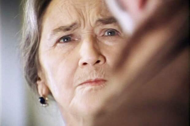 Советские актерисы:Любовь Добржанская