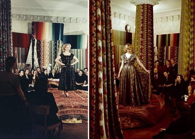 Какими были показы мод в СССР? (ФОТО)