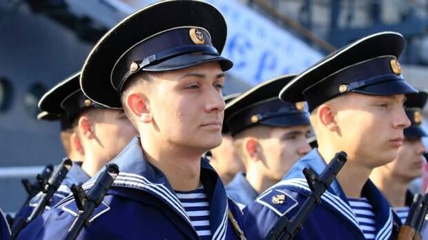 Морпехи Балтийского флота РФ провели тактические учения в Калининградской области