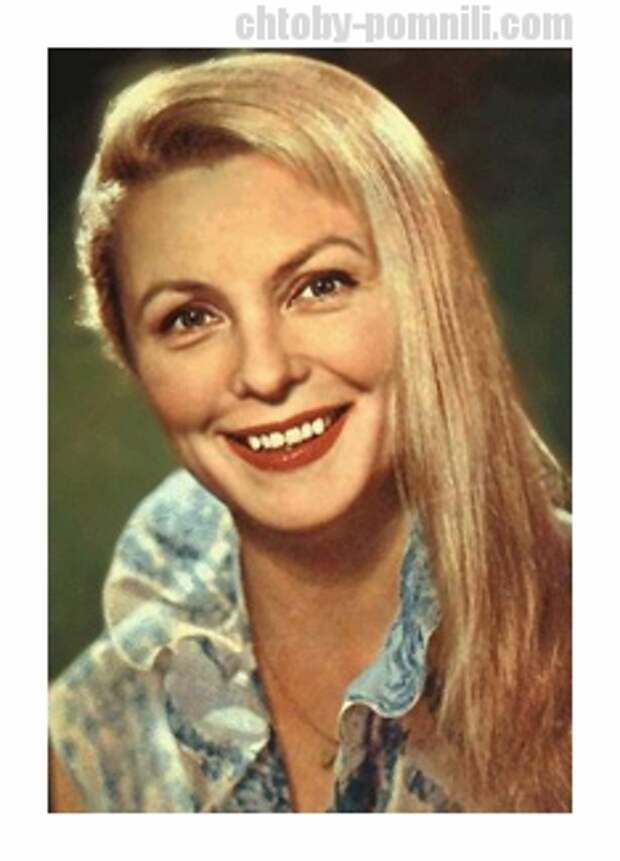 Советские актрисы: Вия Артмане