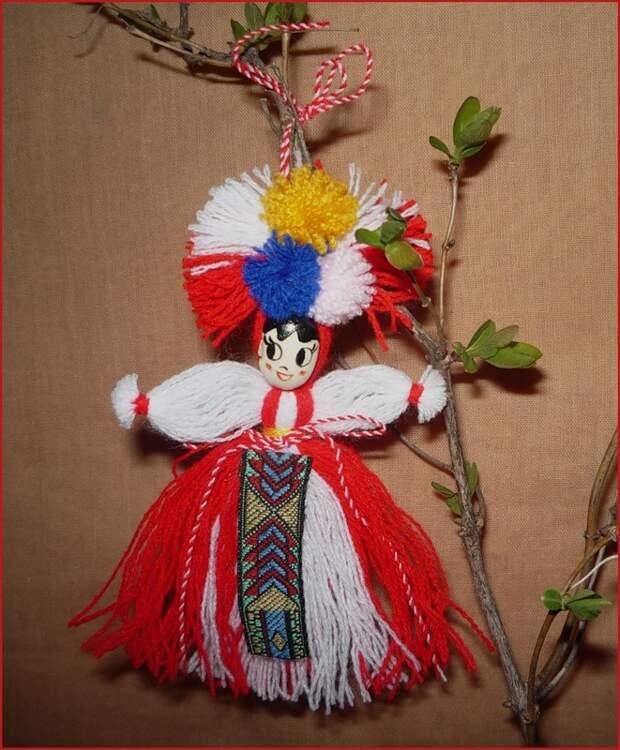 Кукла мартеница