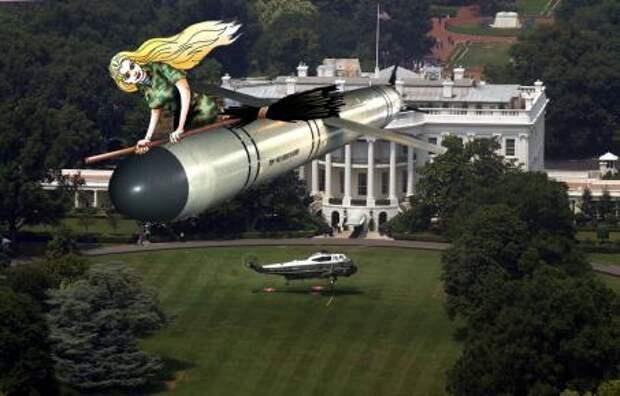 Как я летала над США: мемуары ракеты «Калибр-НК», заводской номер 1290-56 ХААНР