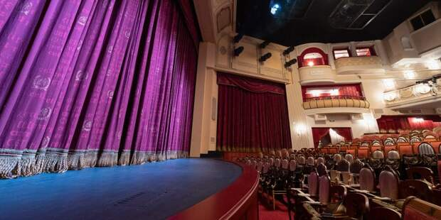 Молодежь сможет посетить театр на Ленинградке по Пушкинской карте