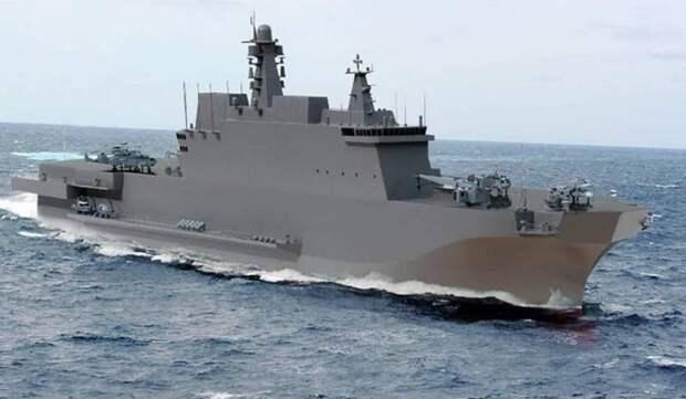 ВМС РФ могут пополниться двумя авианосцами: что за корабли заложены в Крыму