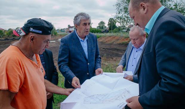 Правительство по инициативе ЕР выделит дополнительные средства на развитие сел