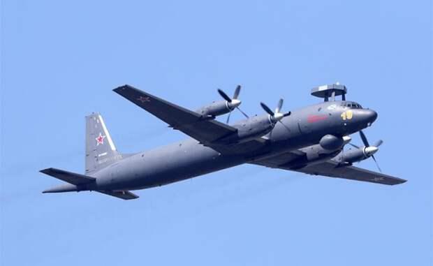 Ил-38СН предпринял попытку догнать P-8 Poseidon