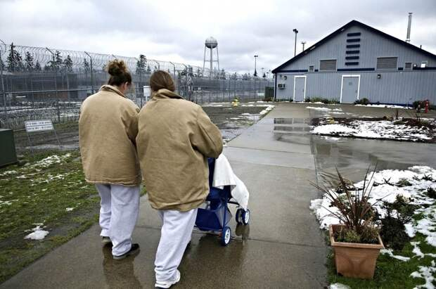 Материнство в американских тюрьмах