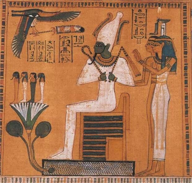 Сакрализация власти в Древнем Египте