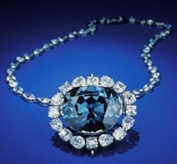 Проклятие бриллианта