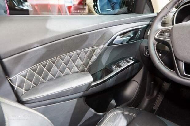 Borgward BX7 двинулся на штурм мировых рынков