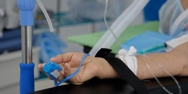 Пациента с гигантской опухолью успешно прооперировали в Москве