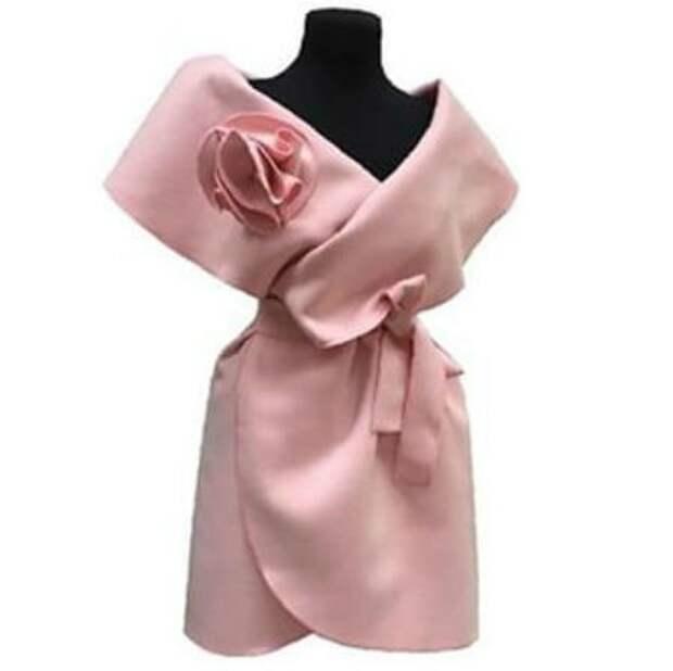 Кашемировая роза в вашем гардеробе. Цвет нежности и утончённости