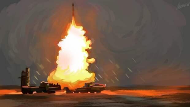 Российские специалисты завершают создание ракетного комплекса С-500