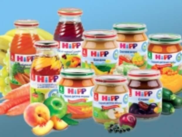 ПРАВО.RU: Правительство отменило эмбарго на продукты для детского питания