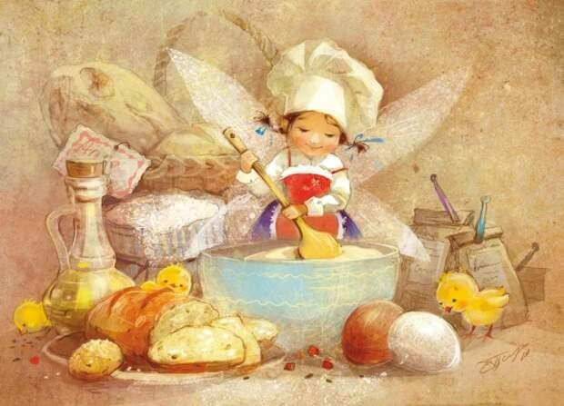 художник Екатерина Бабок иллюстрации – 42