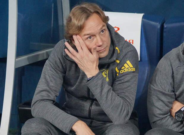 Тренерский штаб сборной окончательно сформирован - в нем 17 специалистов и Карпин