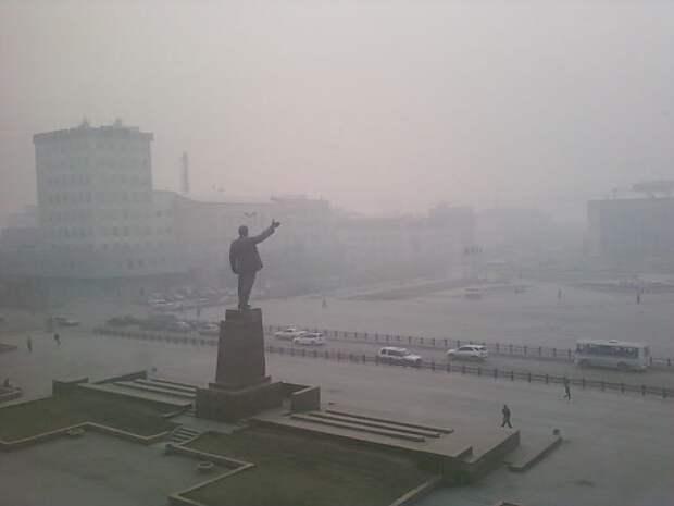 1. Якутск — 223 дня Города России, дождь, погода, статистика