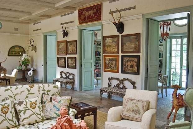 Мебель в стиле прованс: как придать обстановке сельский шарм с французскими нотками (105 фото)