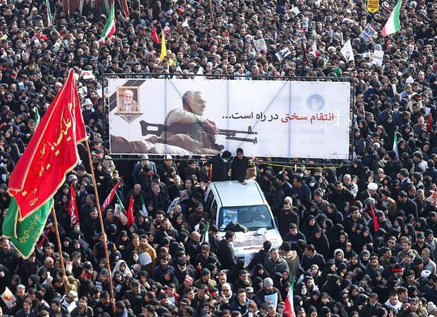 Иран пообещал США повторить «второй Вьетнам»