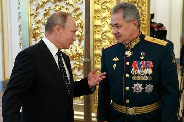 Сергей Шойгу - о горячих точках, Звезде Героя и духе офицера