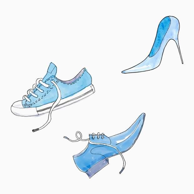 Ошибка № 4: хранить обувь как попало