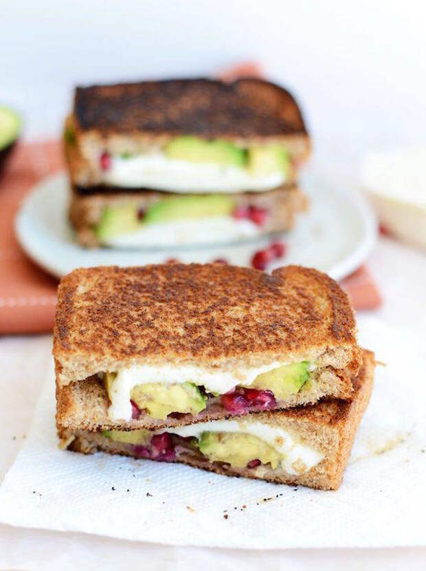 30 бутербродов с сыром, созданных в разных уголках планеты