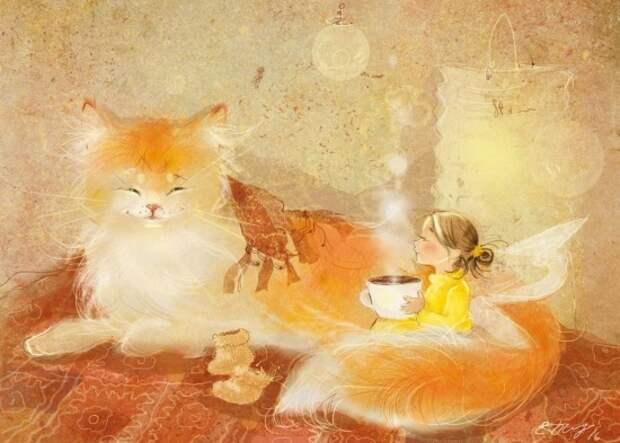 художник Екатерина Бабок иллюстрации – 50