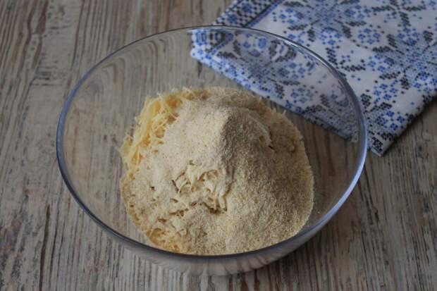 """Ещё есть кабачки — тогда приготовьте """"Кабачковые дровишки"""": делюсь рецептом вкусной закуски"""