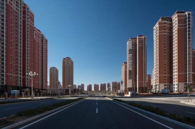 Ордос – китайский «город будущего», который превратился в крупнейший город-призрак