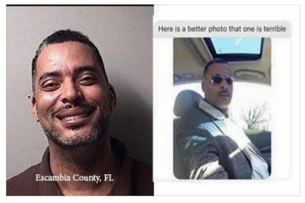 Полиция США задержала преступника, приславшего селфи