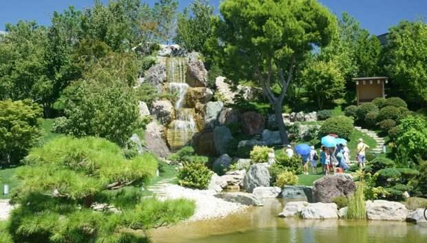 В Крыму ежегодный фестиваль «Цветущая сакура» состоится в апреле