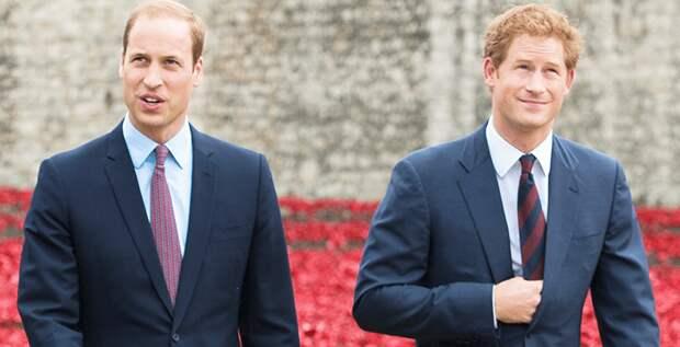 Принц Гарри получил в наследство в два раза больше денег, чем Уильям