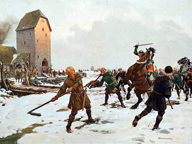 С башмаком на знамени. Крестьянские войны и восстания XV–XVI веков в Германии