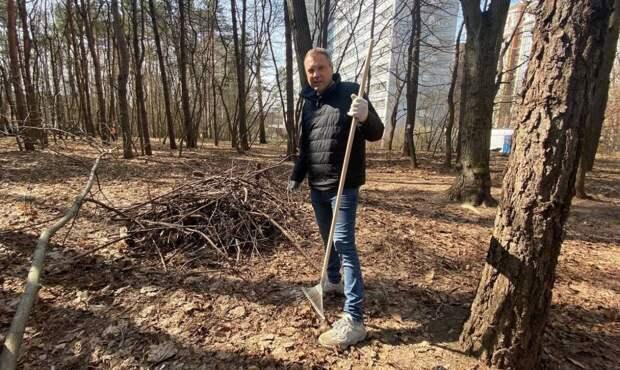 Журналист Попов предложил защитить особо охраняемые территории в Москве
