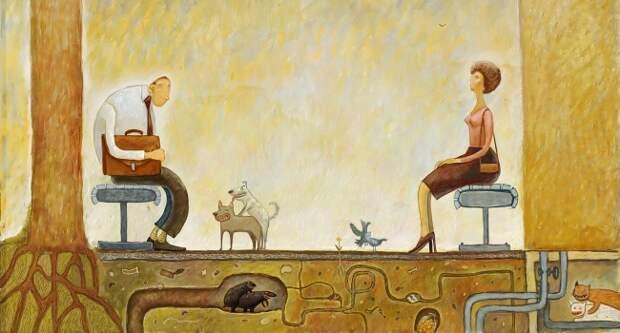 Блог Павла Аксенова. Анекдоты от Пафнутия. Фото grivina - Depositphotos