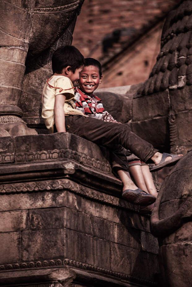 Лица Непала