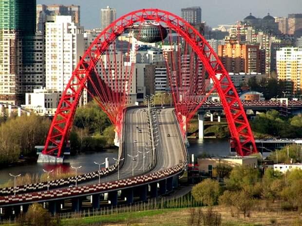 798px-Zhivopisny_Bridge_from_Krylatsky_Hills_2