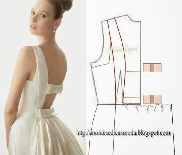Моделирование оригинальной спинки: очень много вариантов 5