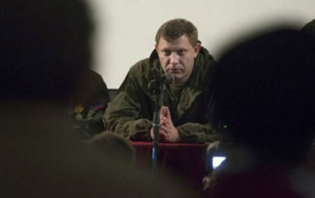 Захарченко: «Малороссии» не будет