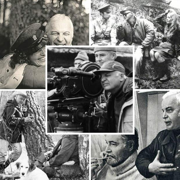 Режиссёры-легенды советского кинематографа
