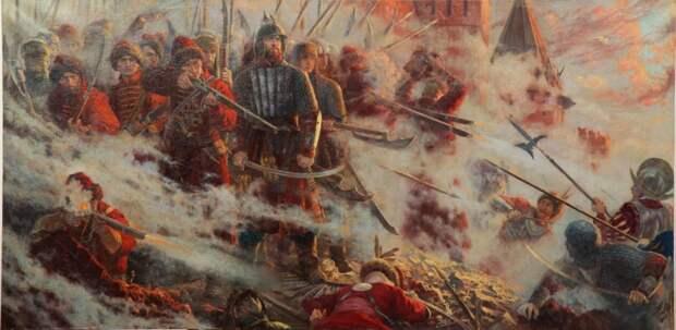 Тайная война при Смоленском взятии 1609 года